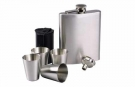 OUTDOOR HIP FLASK SET