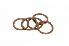 COPPER WASHERS FOR
