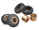 RUBBER BEARINGS