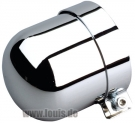 CHROME OIL FILTER COVER