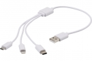 ProCharger USB cable 3-in-1