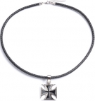 NECKLACE *IRON CROSS*