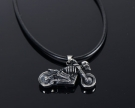 NECKLACE *BIKE SKULL*