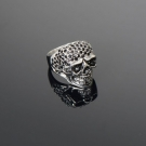 FINGER RING WOMAN *SKULL*