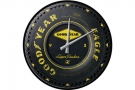 WALLCLOCK GOODYEAR