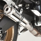 HURRIC SP EXHAUST, EG-BE