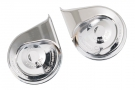WOLO HORN TWIN SET CHROME